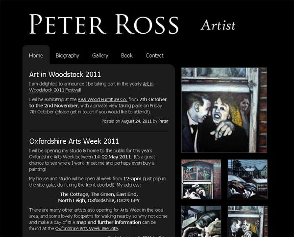 Peter Ross Art